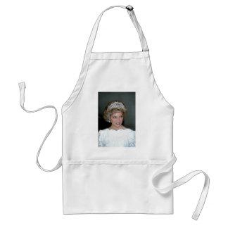 No.114 Princess Diana USA 1985 Adult Apron