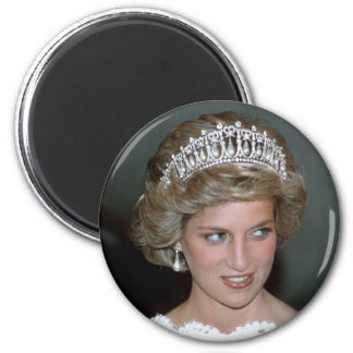 No.114 Princess Diana USA 1985 Magnet