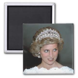 No.114 Princess Diana USA 1985 Magnet