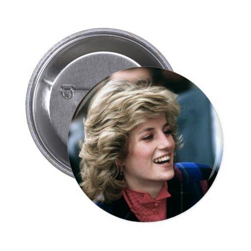 No.115 princesa Diana Barkingside 1885 Pin