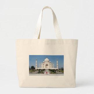 No.123 Princess Diana Taj Mahal 1992 Tote Bags