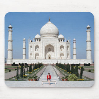No.123 Princess Diana Taj Mahal 1992 Mousemat