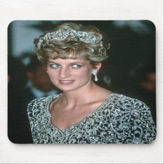 No.125 Princess Diana India 1992 Mouse Mat