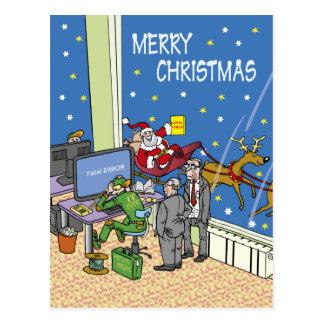 No. 12 de Papá Noel Postales