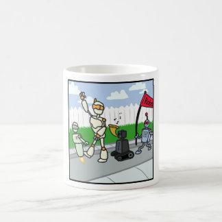 No.130 Robot Parade Coffee Mug