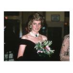No.131 princesa Diana Viena 1986 Postal