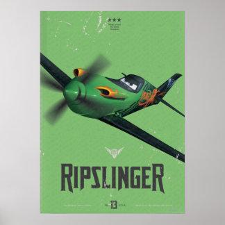 No. 13 de Ripslinger Póster