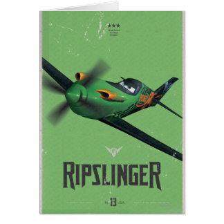 No. 13 de Ripslinger Tarjeta De Felicitación