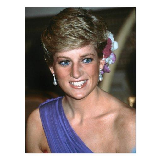 No.146 princesa Diana Tailandia 1988 Postal