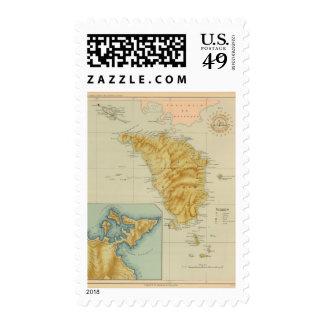 No 15 Mindoro Stamp