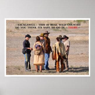 No 16 - DSC -o(13) Lewis & Clark 1804, Poster