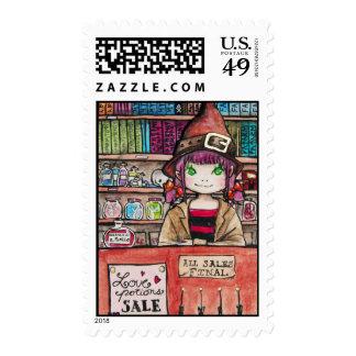 no.197 Witchery Shoppe Postage