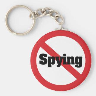 No 1984 Big Brother Spying Keychain