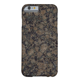 No.199 Marble Barely There iPhone 6 Case