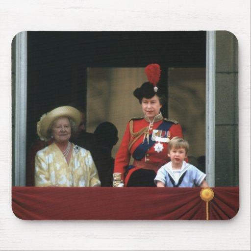 No.19 Buckingham Palace 1985 del príncipe Guillerm Tapete De Ratón