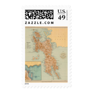 No 19 Leyte Stamps