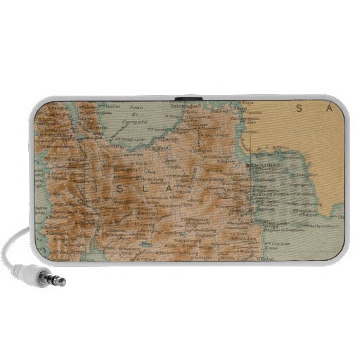 No 19 Leyte Travelling Speaker