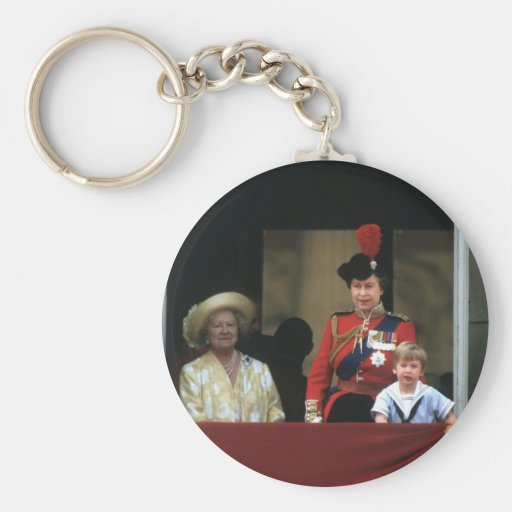 No.19 Prince William Buckingham Palace 1985 Key Chains