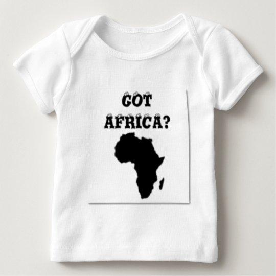 No 1 African T-Shirt