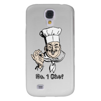 No. 1 Chef Samsung Galaxy S4 Case
