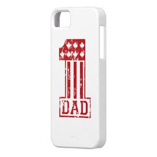 No. 1 Dad Canada iPhone SE/5/5s Case