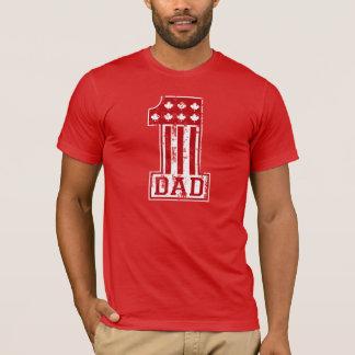 No. 1 Dad Canada T-Shirt