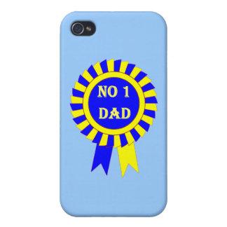 No 1 dad iPhone 4 case