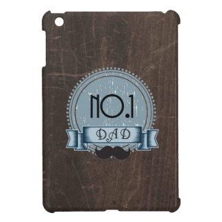 No.1 DAD RETRO father's Gift iPad Mini Case