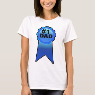 No. 1 Dad T-Shirt
