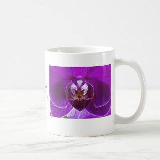 No. 1 de la orquídea taza clásica