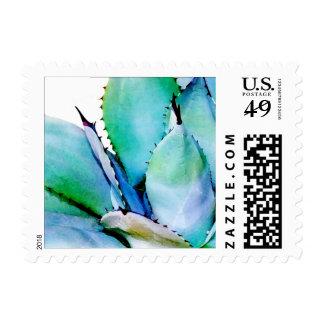 No. 1 del agavo sello postal