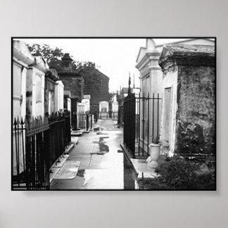 No. 1 del cementerio de St. Louis Póster