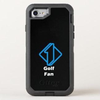 No.1 Golf Fan OtterBox Defender iPhone 7 Case