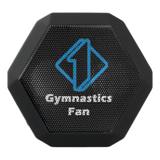 No.1 Gymnastics Fan Black Bluetooth Speaker