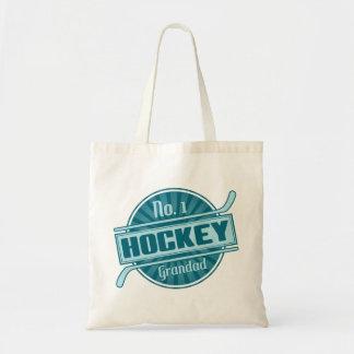 No.1 Hockey Grandad Tote Bag