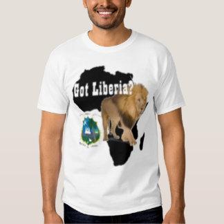 No 1 Liberia T-shirt  And Etc