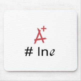No 1 ln e _ graphic mouse pad