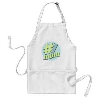 No. 1 Mom Mother's Day Adult Apron