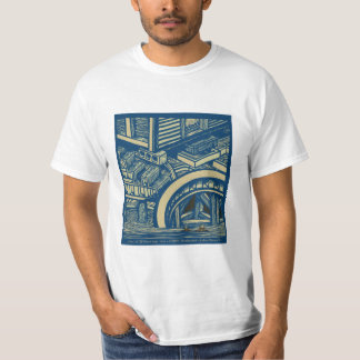 No.1 of 20 Drawings T-Shirt