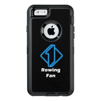 No.1 Rowing Fan OtterBox Defender iPhone Case