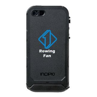 No.1 Rowing Fan Waterproof Case For iPhone SE/5/5s