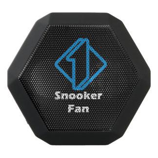 No.1 Snooker Fan Black Bluetooth Speaker