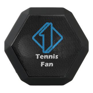 No.1 Tennis Fan Black Bluetooth Speaker