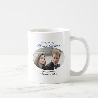 No.1 The Royal Wedding William & Catherine Coffee Mug