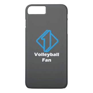 No.1 Volleyball Fan iPhone 7 Plus Case