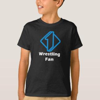 No.1 Wrestling Fan T-Shirt