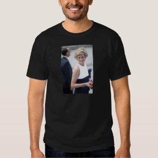 No.23 Princess Diana visits Budapest, Hungary 1990 T-shirt