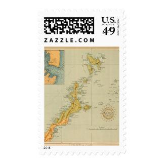 No 24 North Paragua Stamp