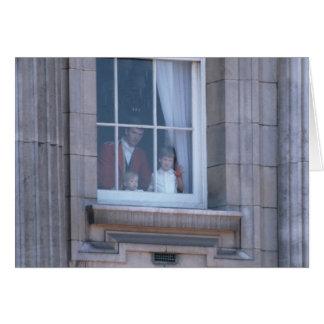 No.25 príncipe Guillermo y príncipe Harry 1986 Tarjeta De Felicitación