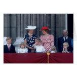 No.26 el príncipe Guillermo saluda 1986 Tarjeta De Felicitación